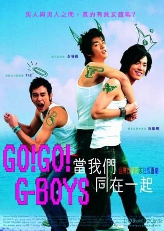 Những Chàng Trai Mộng Mơ - Go Go G-boys