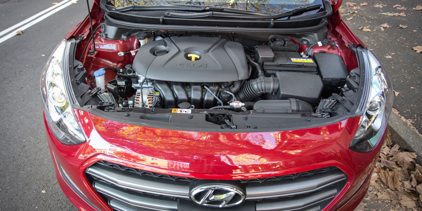 Đa số các phiên bản của I30 2016 sẽ sử dụng tăng áp và chạy bằng xăng, diesel