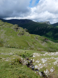 Rottenstone Gill to Fleetwith Pike