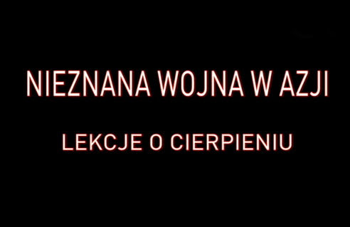 Nieznana wojna w Azji / Lessons of the Blood (2010) PL.TVRip.XviD / Lektor PL