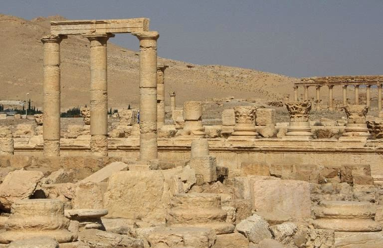 Near East: UN urges halt to attacks on Syria's cultural sites