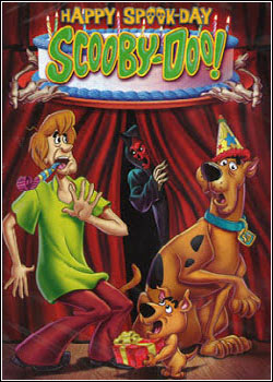 Scooby Doo! Feliz Dia do Susto