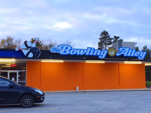 The Bowling Alley, 902 10th St W, Owen Sound, ON N4K 5R9, Canada, Bowling Alley, state Ontario