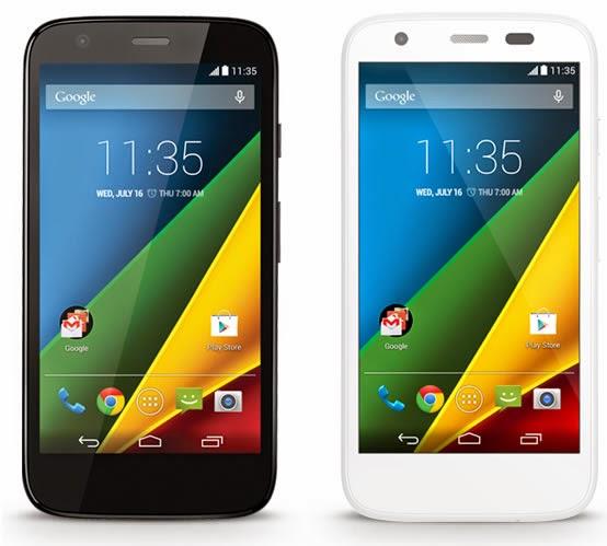 Motorola Moto G 4G - Spesifikasi Lengkap dan Harga