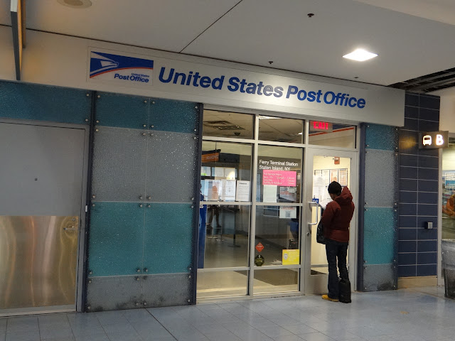 Staten Island, NY: Ferry Terminal Station post office
