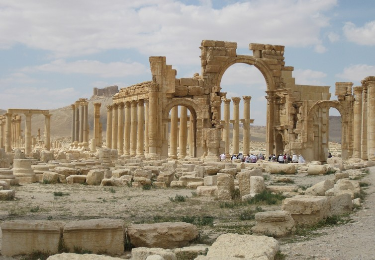 Should we 3D print a new Palmyra?