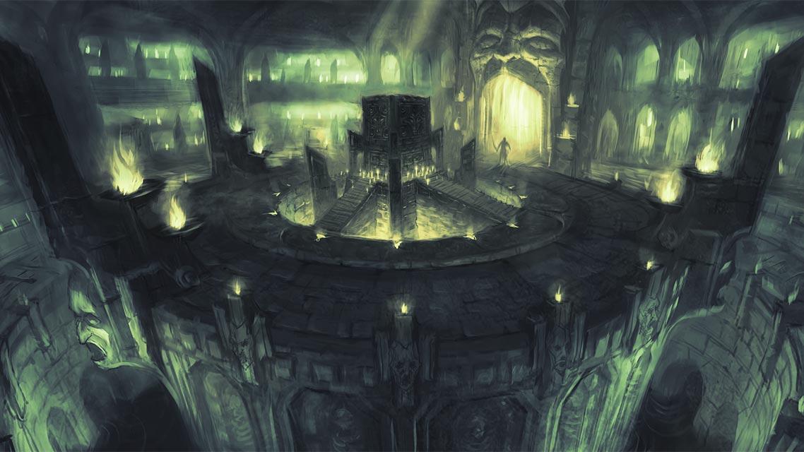 Ngắm artwork cực chất của Diablo III: Reaper of Souls