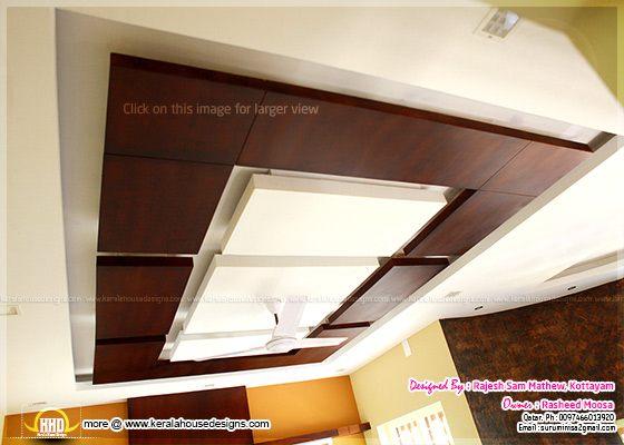 Ceiling interior