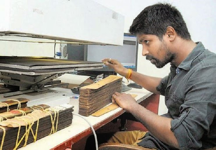 India: 72,300 ancient manuscripts to be digitized in India