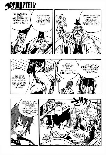 Komik Fairy Tail Online 22 page 3