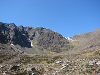 The Pinnacles of Bidein a Ghlas Thuill and Glas Tholl