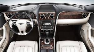 2017 New generation Bentley Continental GT Redesign Specs Interior review Car Price Concept