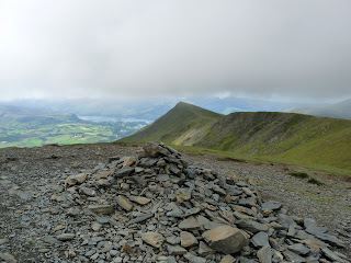 Blencathra (Halls Fell) Summit