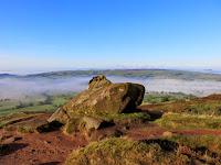 Rock On The Roaches Ridge