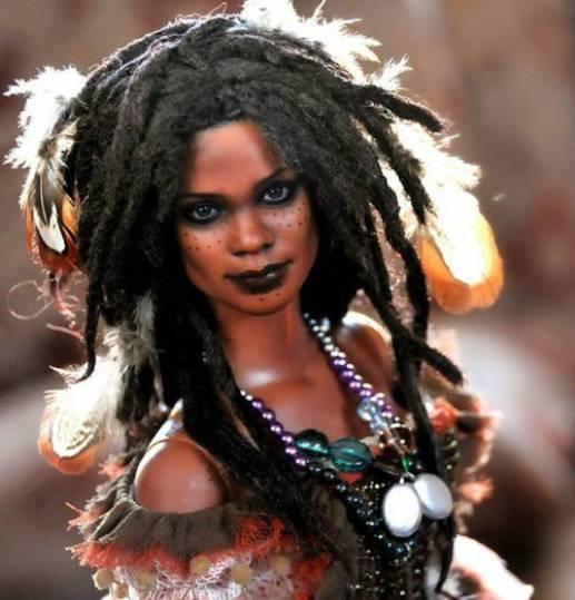 пираты карибского моря – кукла калипсо (наоми харрис) – ноэль круз