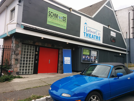 Harbour City Theatre, 25 Victoria Rd, Nanaimo, BC V9R 4N9, Canada, Performing Arts Theater, state British Columbia