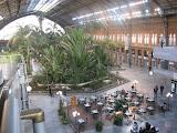 Train Station - Madrid, Spain