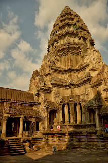 Ostatki Angkor Wat