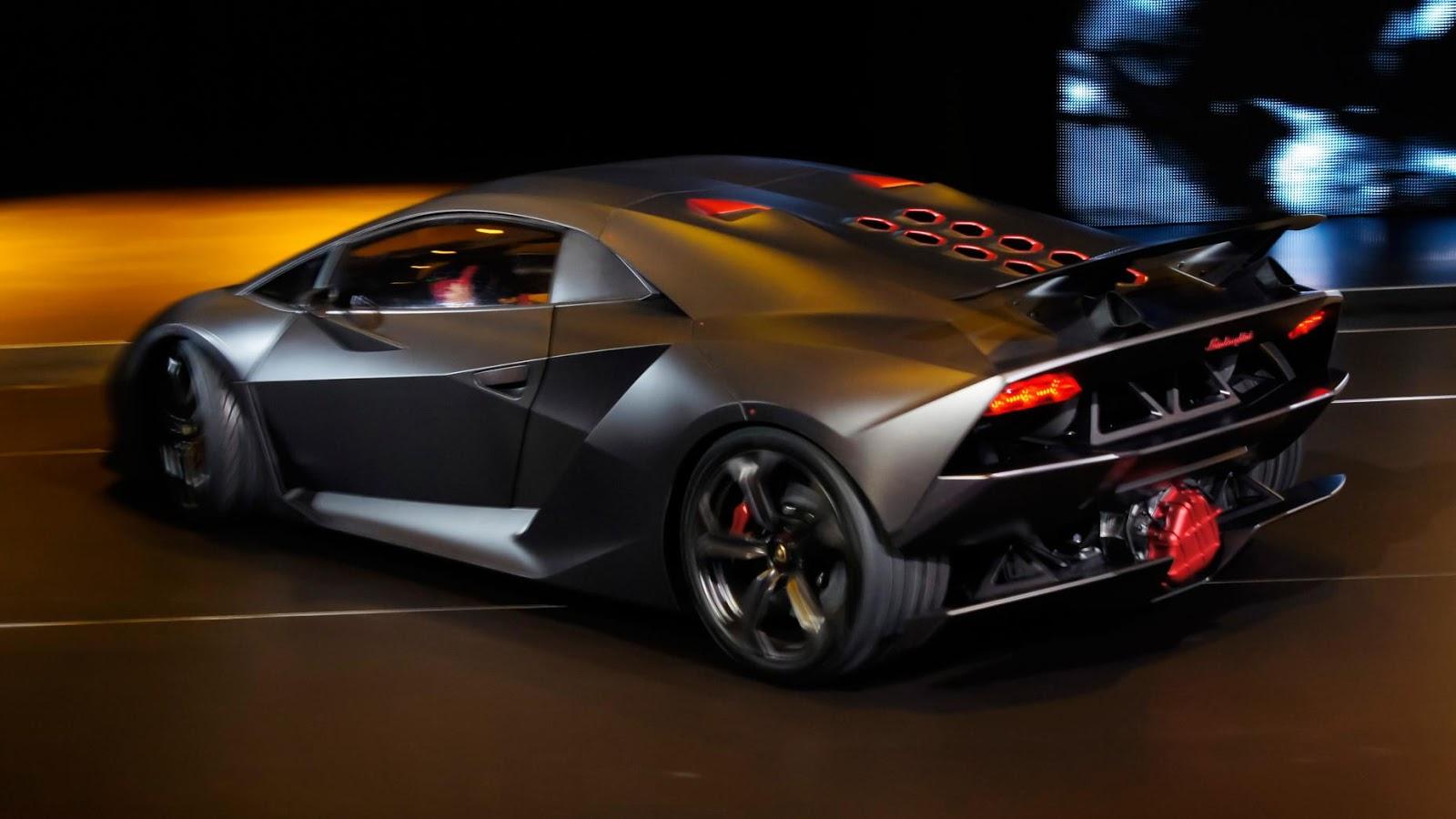 Lamborghini Sesto Elemento sức mạnh 512  mã lực