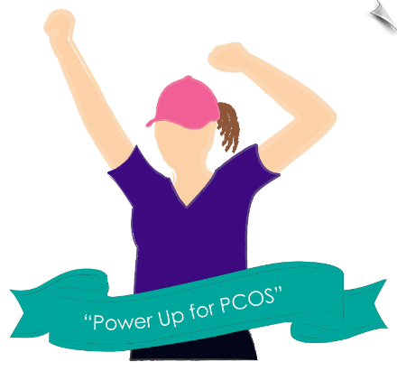 New Cafe Press Store at Power Up for PCOS
