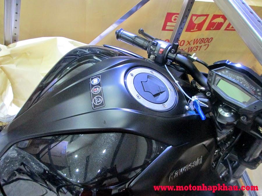 Kawasaki Z1000 ABS 2015 Phiên Bản Châu Âu