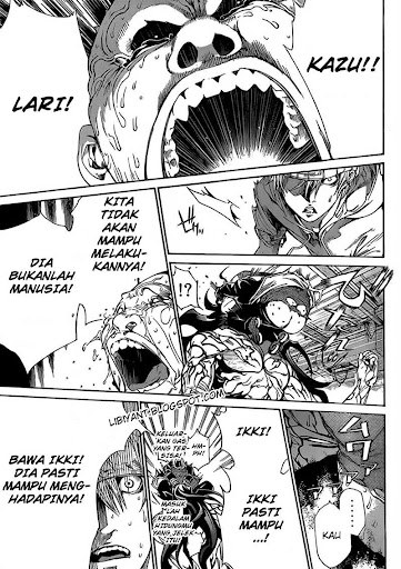 Air Gear 317 online manga page 11