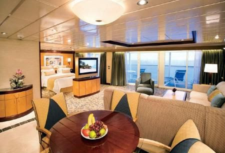 Mariners of the Sea - Balcony Suites ( Cabin )