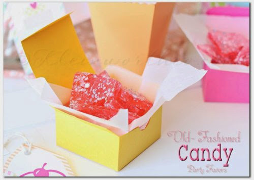 Easy Candy Recipe