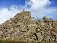 The summit of Helm Crag