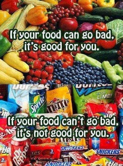 Health Tips: Food That Cant Go Bad Are They Good Or Bad ?