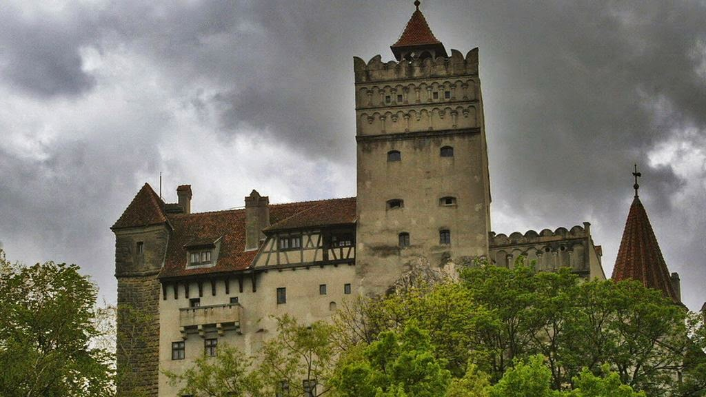 Romania's Castle Dracula up for sale?