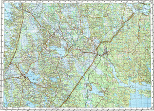 Map 100k--p36-061_062--(1987)