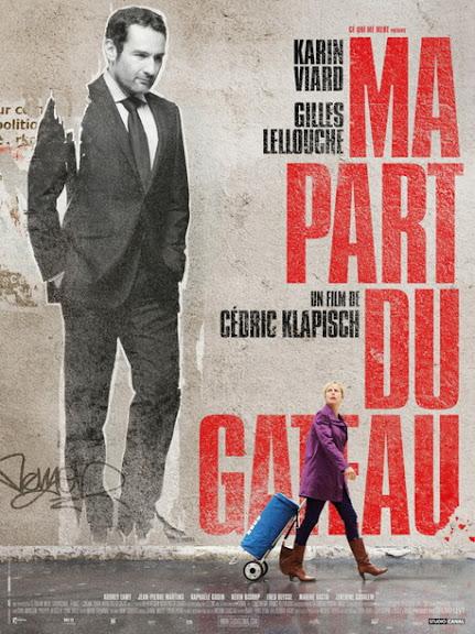 M�j kawa�ek tortu / Ma part du g?teau (2011) PL.TVRip.XviD / Lektor PL