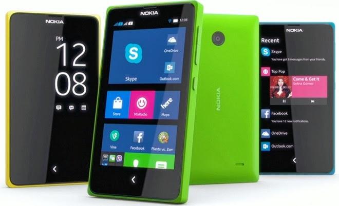 Nokia XL - Posel Nokia Android dengan Layar Besar