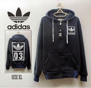 Jaket Adidas Navy
