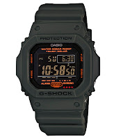 Casio G Shock : G-5600KG