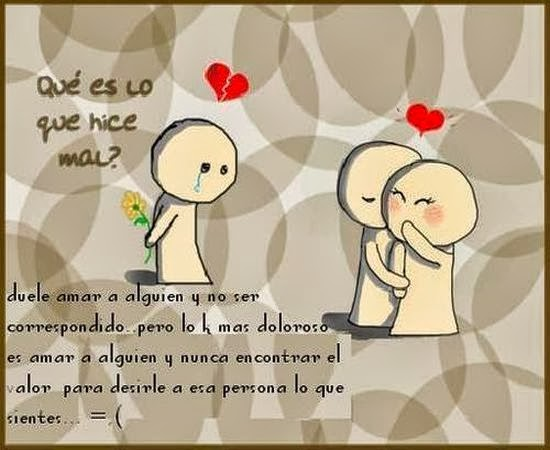 Frases amor imposible no correspondido ~ PENSAMIENTOS DE AMOR