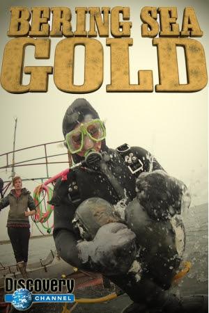 Morze z�ota / Bering Sea Gold (2012) PL.TVRip.XviD / Lektor PL