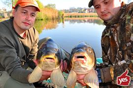озеро цукерня винница, трофейная карповая рыбалка