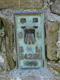 Mam Tor Trig Point Flush Bracket (S4230)