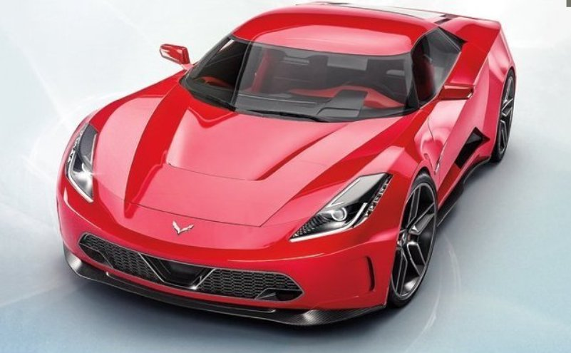 2017 Corvette Zora ZR1 Redesign Exterior and Interior Car Review Specs