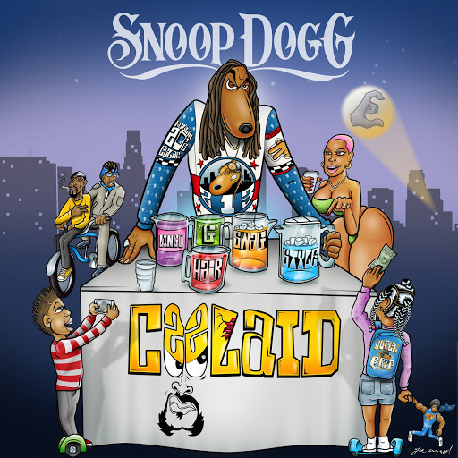 Detail statistics for Snoop Dogg