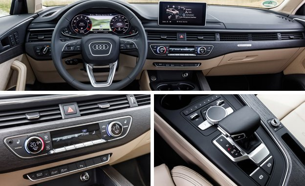 2017 Audi A4 Release Date and Price, Less Weight, More Elegant Interior Car Review Specs
