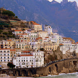 The Village of Amalfi - Amalfi Coast, Italy