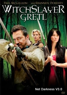 Witch Slayer Gretl Poster