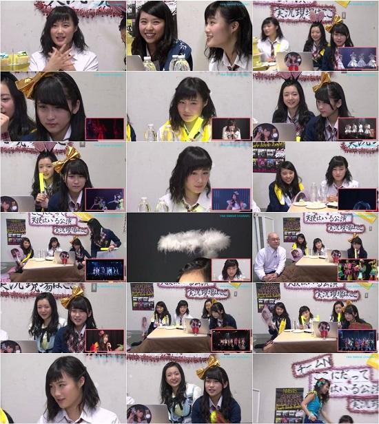 (TV-Variety)(720p) YNN [NMB48チャンネル] ここ天実況 150610