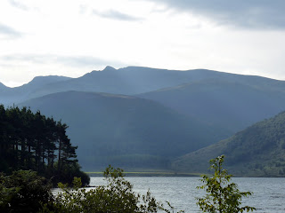 A hazy Steeple over Ennerdale