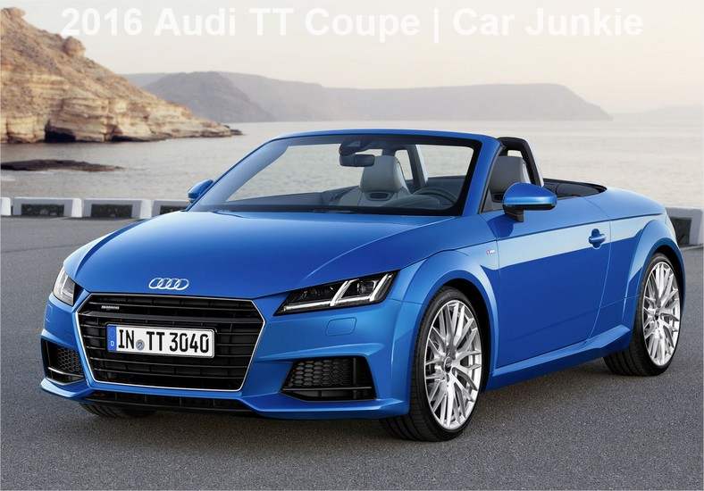 2016 Audi TT Roadster Specs Review, Price, Engine Changes