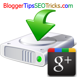 keep your Google+ data separate to desktop