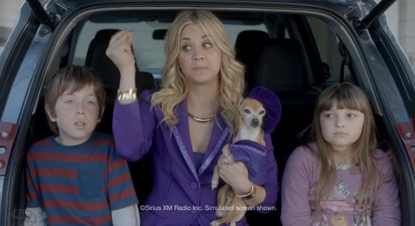 "Kaley Cuoco ""Wish Granted"" — Yet Another Pre Super Bowl XLVII Ad"